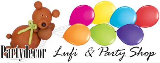 Partydecor logó